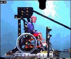 Wheelchair testing